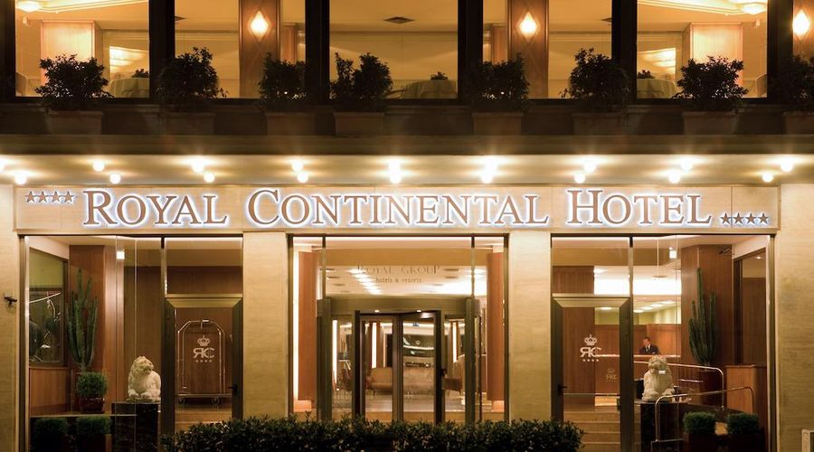 Royal Continental Hotel Naples-1 of 29 photos