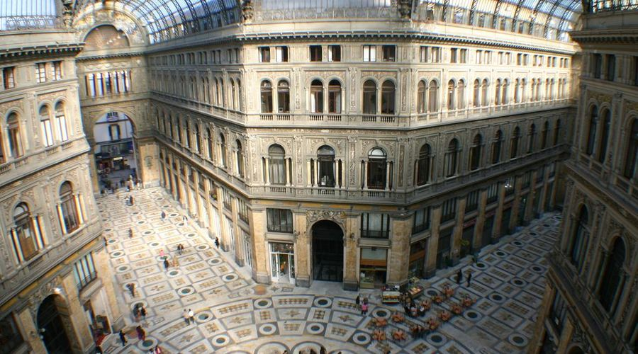 Hotel Art Resort Galleria Umberto-3 of 53 photos