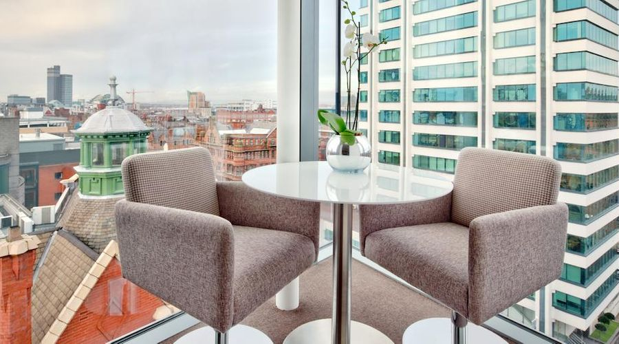 DoubleTree by Hilton Hotel Manchester - Piccadilly-15 of 24 photos