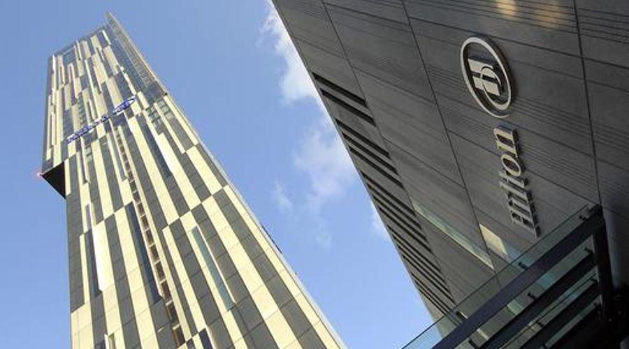 Hilton Manchester Deansgate-1 of 47 photos