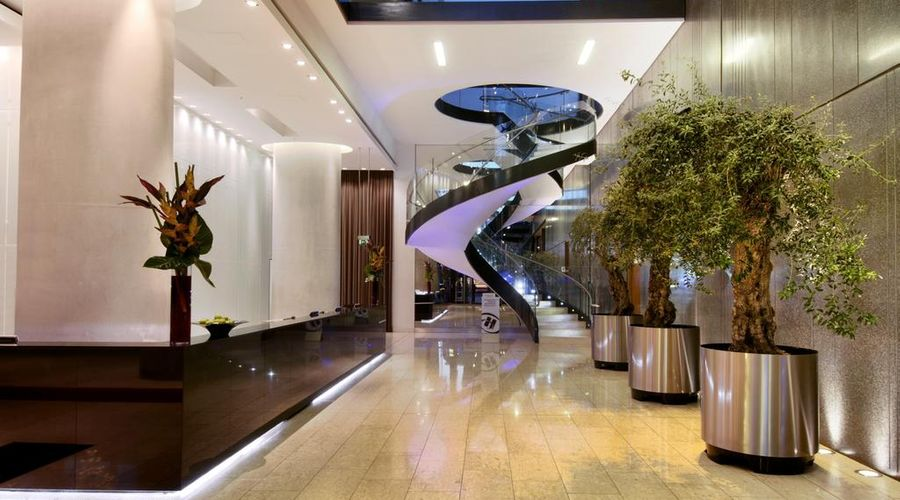 Hilton Manchester Deansgate-46 of 47 photos