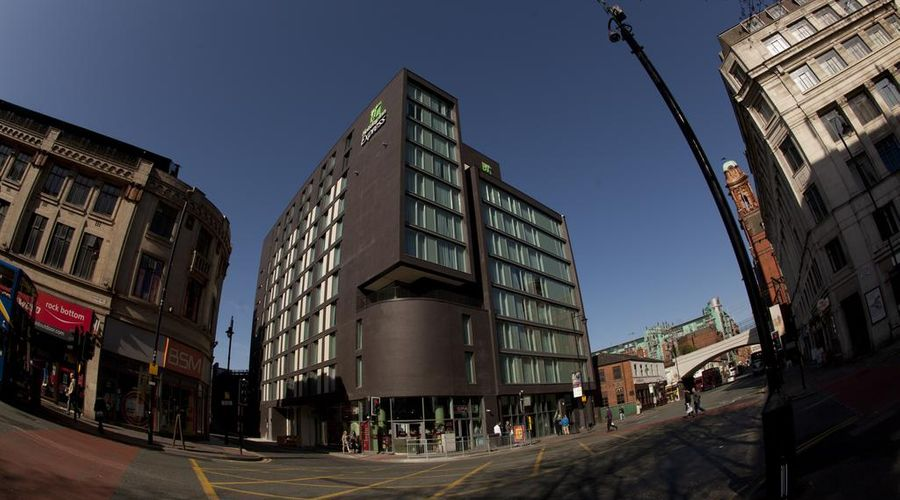 Holiday Inn Express Manchester CC - Oxford Road-1 of 25 photos
