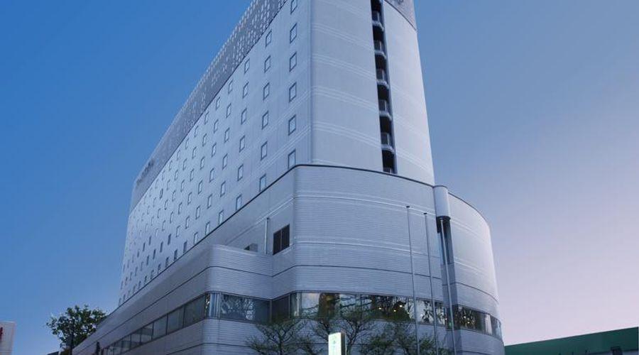 Ark Hotel Okayama - ROUTE-INN HOTELS --1 of 46 photos