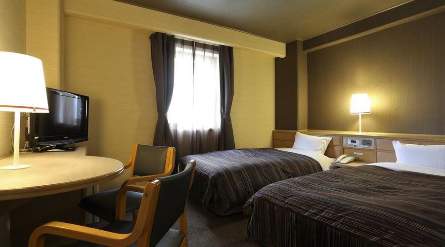 Ark Hotel Okayama - ROUTE-INN HOTELS --29 of 46 photos