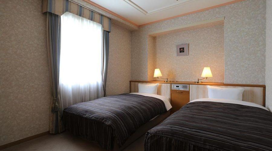 Ark Hotel Okayama - ROUTE-INN HOTELS --30 of 46 photos