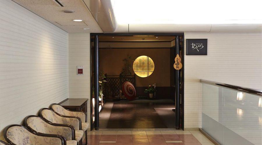 Ark Hotel Okayama - ROUTE-INN HOTELS --35 of 46 photos