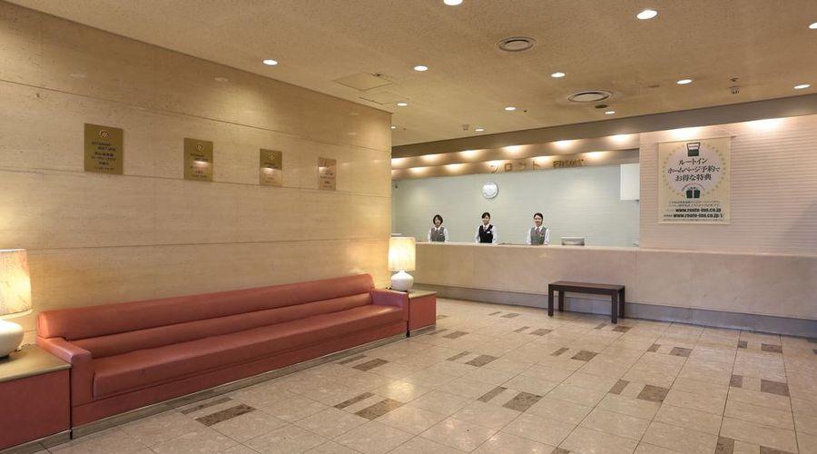 Ark Hotel Okayama - ROUTE-INN HOTELS --39 of 46 photos