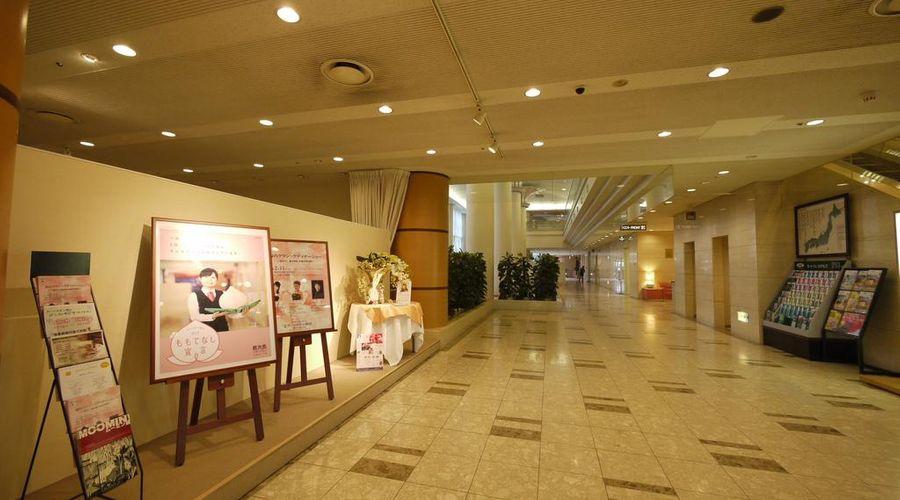Ark Hotel Okayama - ROUTE-INN HOTELS --43 of 46 photos