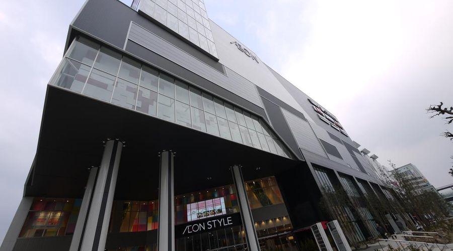 Ark Hotel Okayama - ROUTE-INN HOTELS --44 of 46 photos