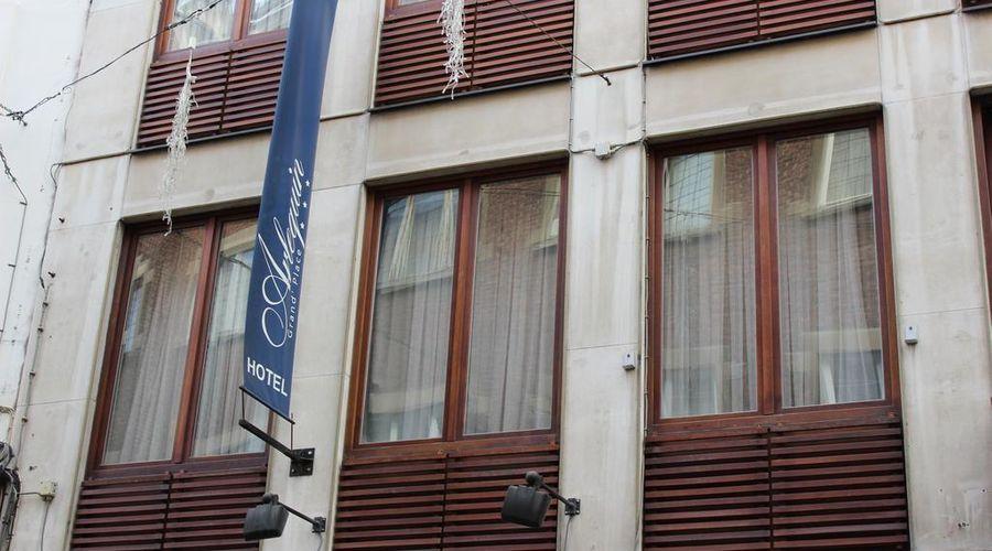 Floris Hotel Arlequin Grand Place-39 of 65 photos