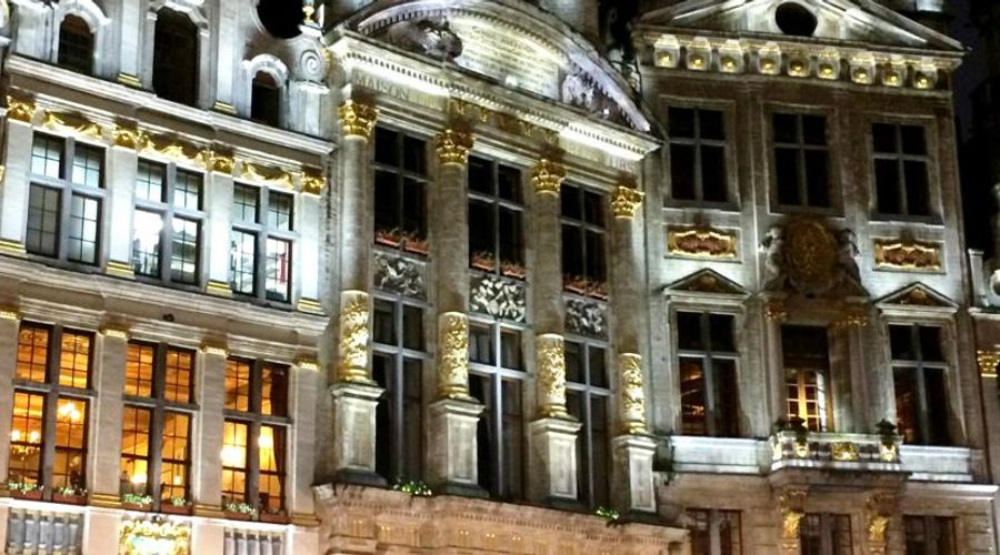Floris Hotel Arlequin Grand Place-46 of 65 photos