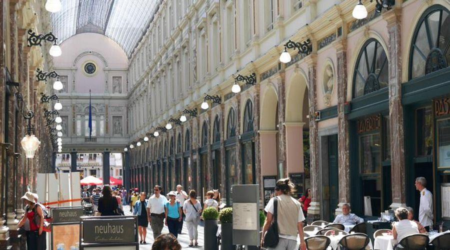 Floris Hotel Arlequin Grand Place-56 of 65 photos