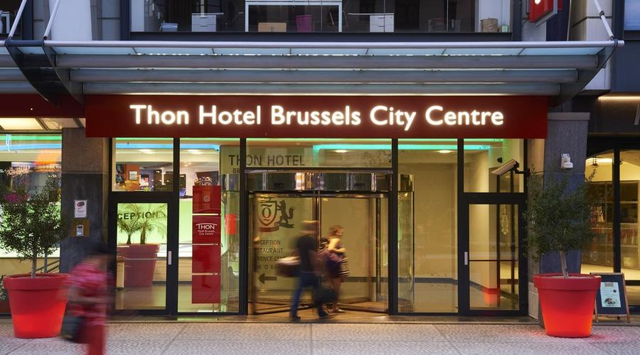 Thon Hotel Brussels City Centre-1 of 46 photos