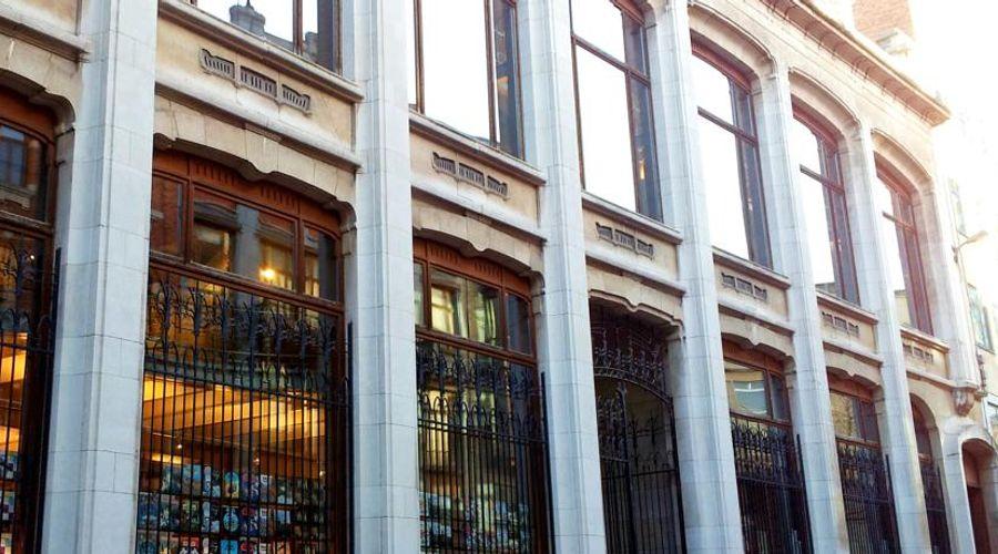 Radisson Blu Royal Hotel, Brussels-22 of 42 photos