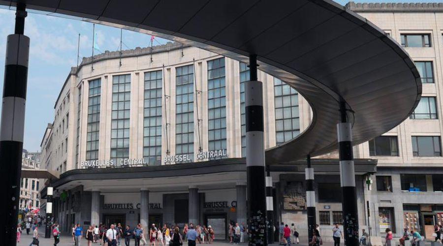 Radisson Blu Royal Hotel, Brussels-25 of 42 photos
