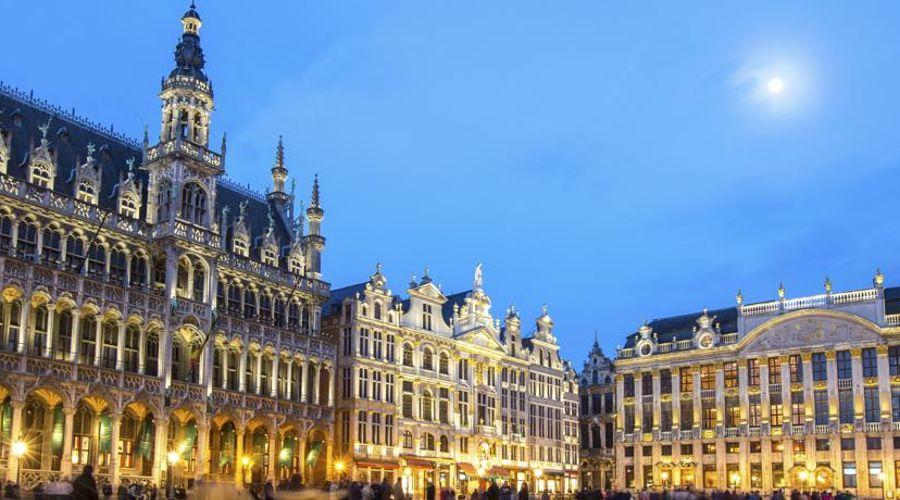 Radisson Blu Royal Hotel, Brussels-28 of 42 photos