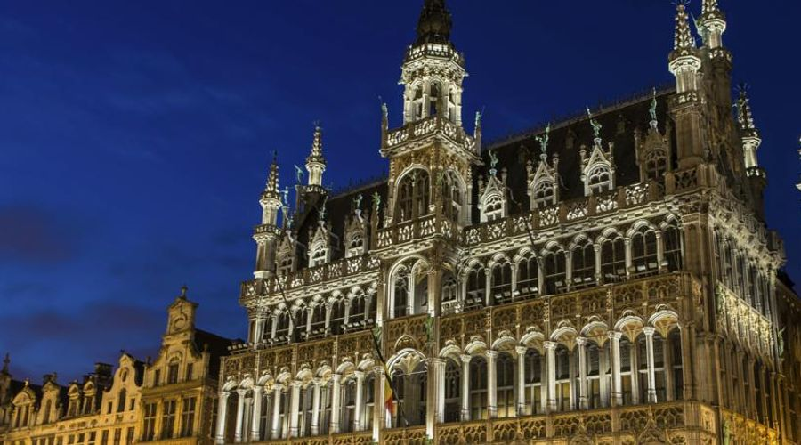 Radisson Blu Royal Hotel, Brussels-29 of 42 photos