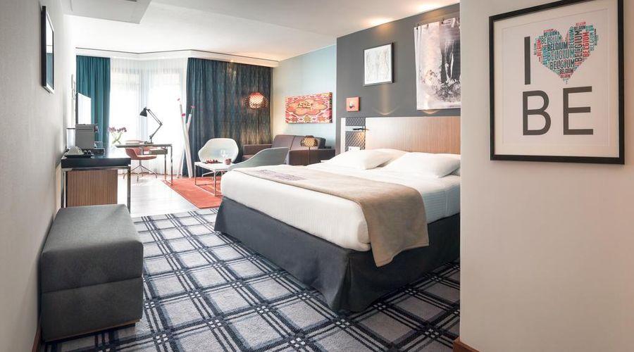 Radisson Blu Royal Hotel, Brussels-8 of 42 photos