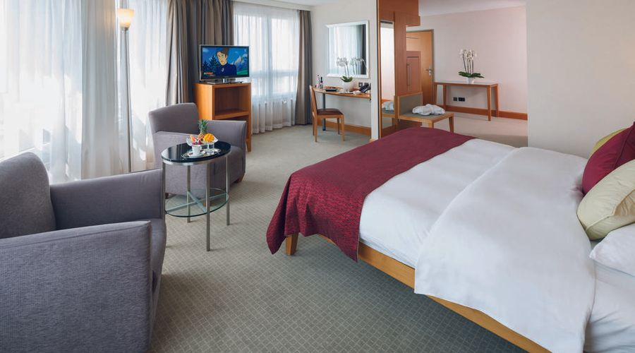 Movenpick Hotel Lausanne-35 of 45 photos