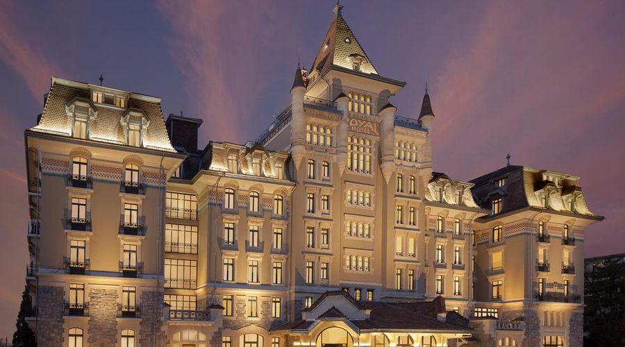 Royal Savoy Lausanne-1 of 28 photos