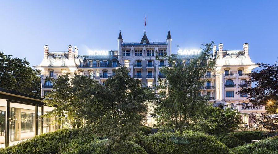 Royal Savoy Lausanne-27 of 28 photos
