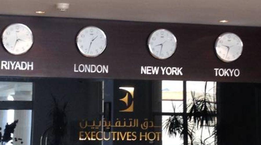 فندق التنفيذيين - العزيزية-29 من 46 الصور