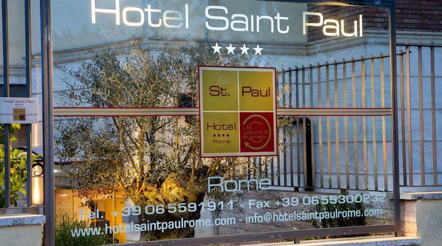فندق سانت بول روما-2 من 40 الصور