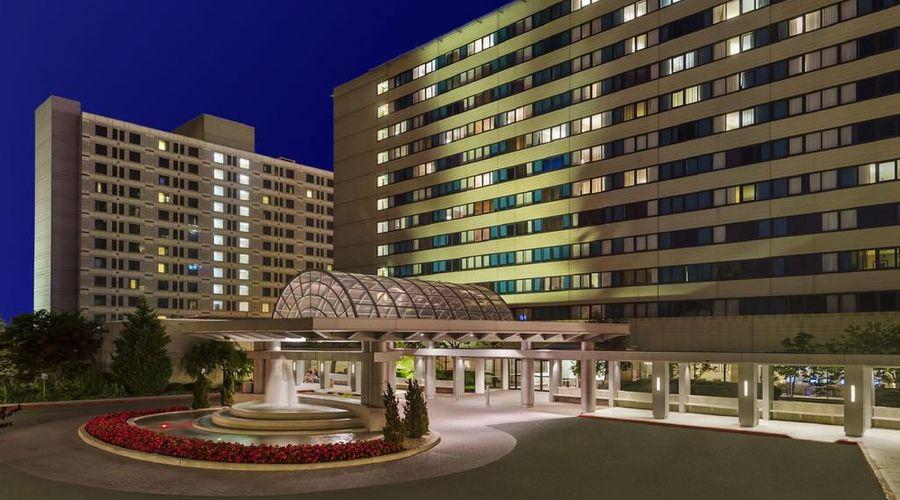 فندق هيلتون نيويورك جي اف كي ايربورت-1 من 24 الصور