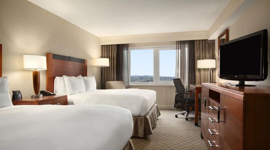 فندق هيلتون نيويورك جي اف كي ايربورت-10 من 24 الصور