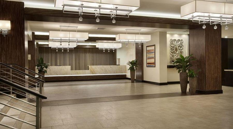 فندق هيلتون نيويورك جي اف كي ايربورت-17 من 24 الصور