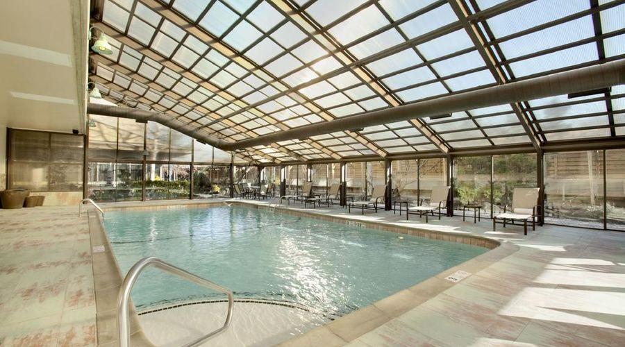 فندق هيلتون نيويورك جي اف كي ايربورت-3 من 24 الصور