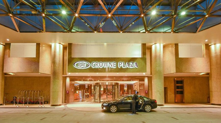 Crowne Plaza Guangzhou City Centre-37 of 47 photos