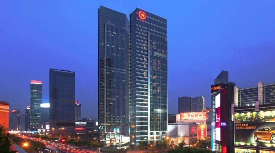 Sheraton Guangzhou Hotel-1 of 45 photos
