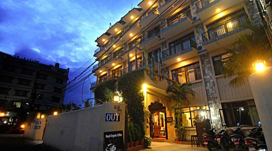 Hotel Thamel-1 of 47 photos