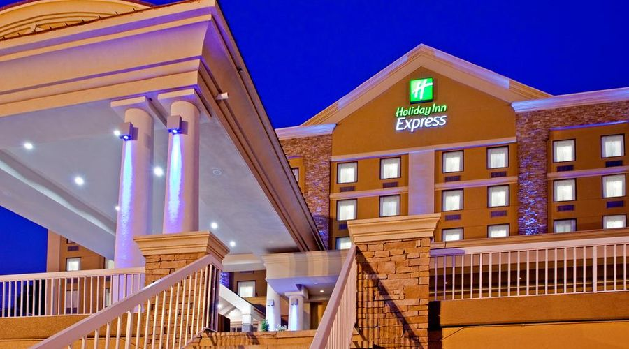 Holiday Inn Express North Bergen Lincoln Tunnel-1 of 24 photos