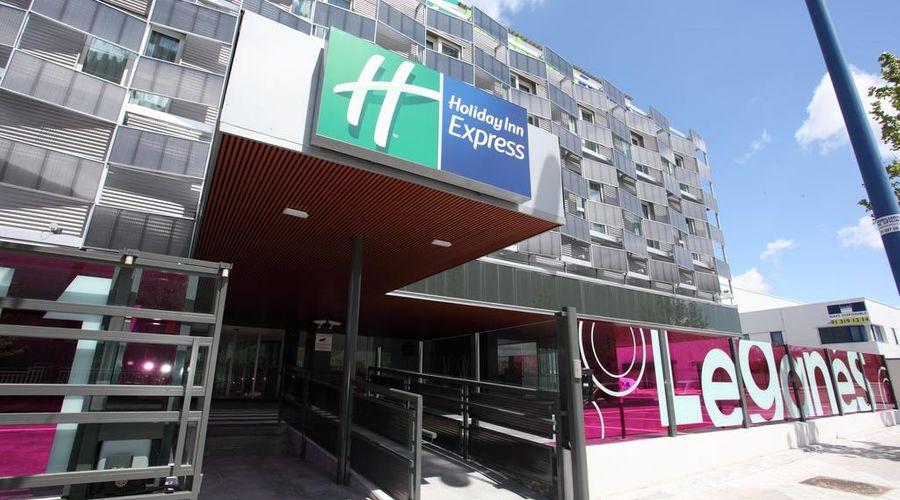 Holiday Inn Express Madrid-Leganes-20 of 37 photos