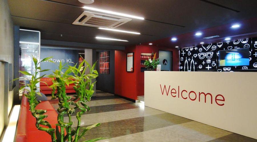 Tune Hotel Kuala Lumpur-18 of 39 photos