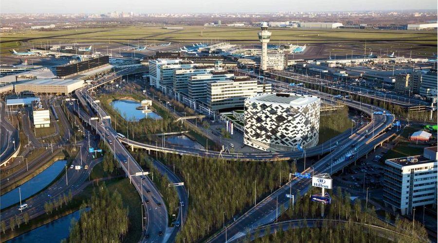 هيلتون أمستردام إيربورت شينفول-4 من 44 الصور