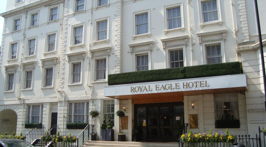 Royal Eagle Hotel-2 of 32 photos
