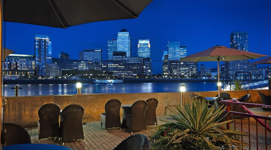 DoubleTree by Hilton London - Docklands Riverside-40 of 41 photos