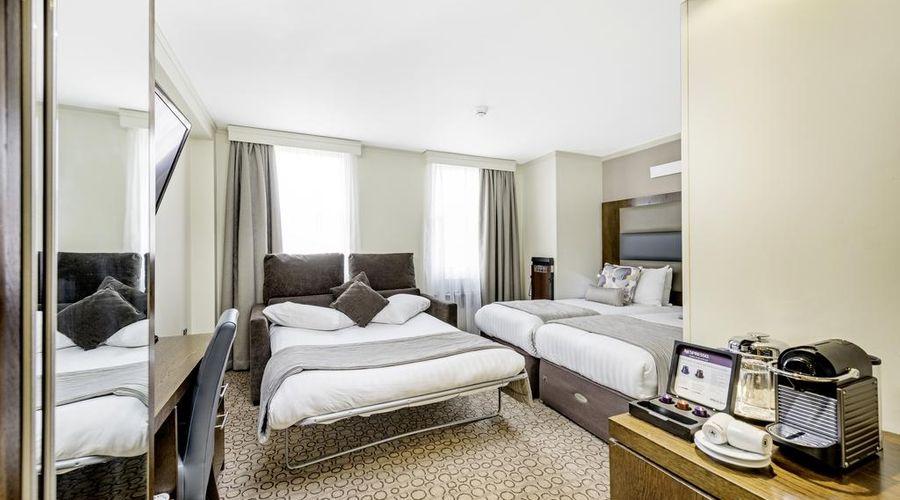 فندق مركيور لندن بادينجتون-20 من 40 الصور