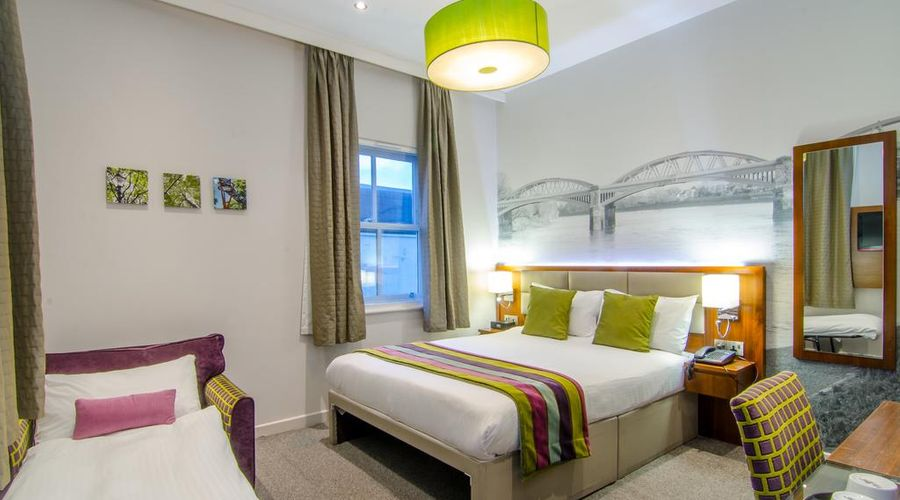 Seraphine Hammersmith Hotel, Sure Hotel Collection by Best Western-19 of 38 photos