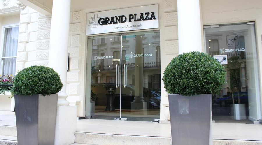 Grand Plaza Serviced Apartments-40 of 44 photos