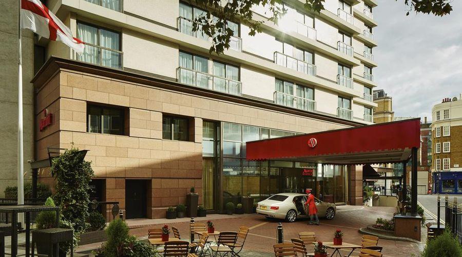 فندق ماريوت لندن ماربل آرتش-2 من 32 الصور