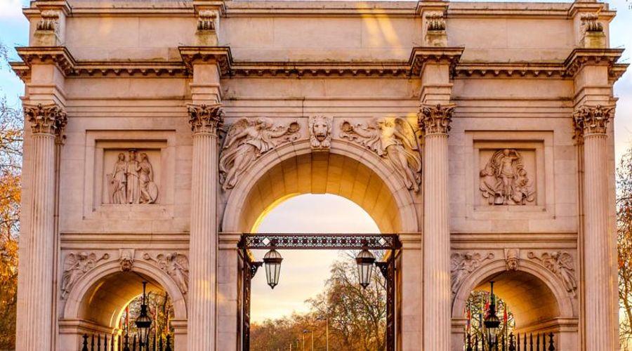 فندق ماريوت لندن بارك لين-41 من 43 الصور