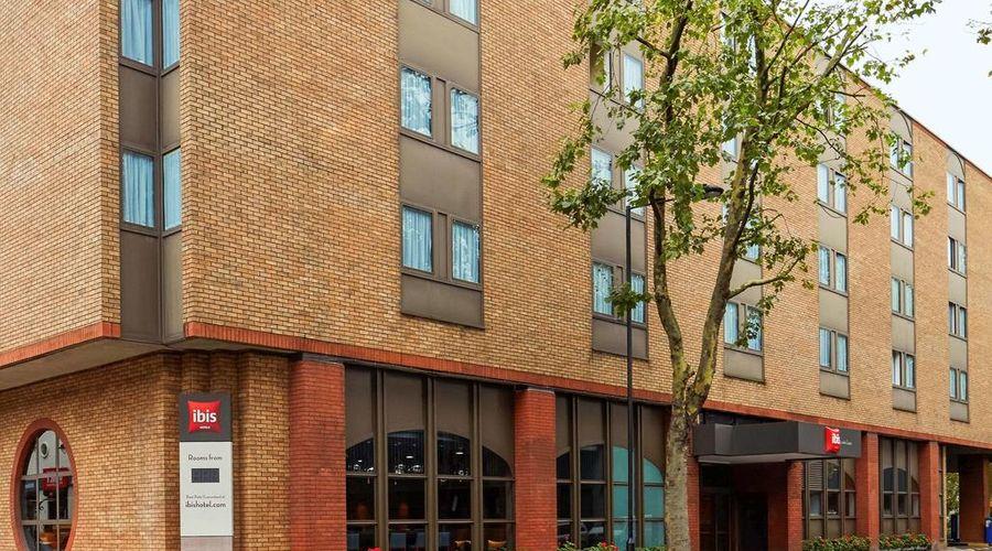 إيبيس لندن يوستن سانت بانكريس-3 من 17 الصور