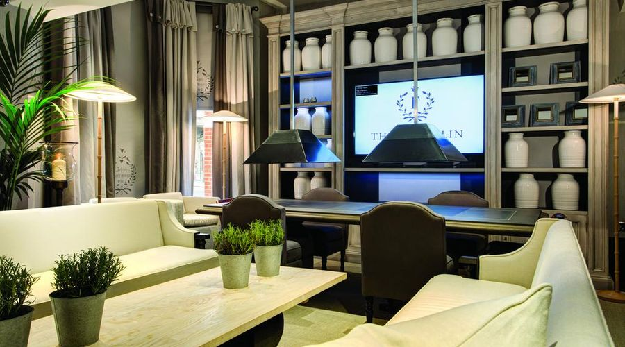 The Franklin Hotel - Starhotels Collezione-16 of 30 photos