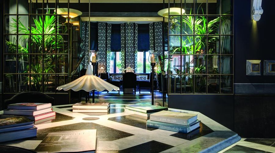 The Franklin Hotel - Starhotels Collezione-18 of 30 photos