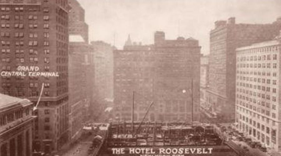 The Roosevelt Hotel, New York City-27 of 37 photos