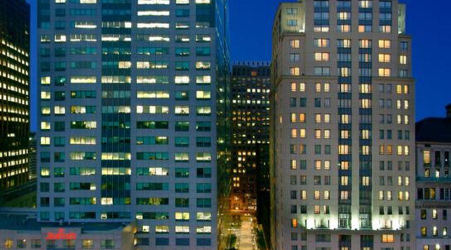 نيويورك ماريوت آت بروكلين بريدج-1 من 45 الصور